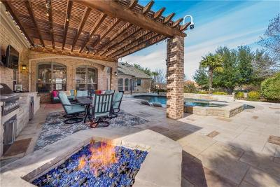 McKinney Single Family Home For Sale: 408 Creekside Drive