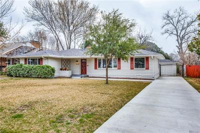 Single Family Home For Sale: 3616 Waldorf Drive