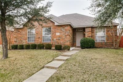 Allen Single Family Home For Sale: 1549 Oakmont Drive