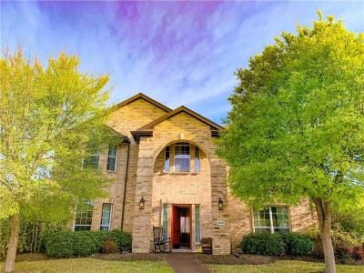Allen Single Family Home For Sale: 1420 Tudor Drive