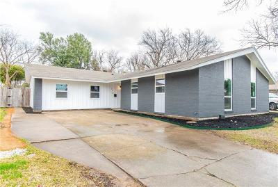 Dallas County Single Family Home For Sale: 718 Pinehurst Drive