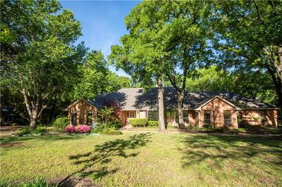 Flower Mound Single Family Home For Sale: 3907 Ridgecrest Drive