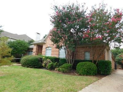 Keller Single Family Home For Sale: 1504 Edinburgh Lane