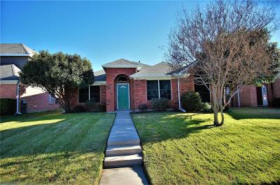 Frisco Single Family Home For Sale: 9817 E Preston Vineyard Road