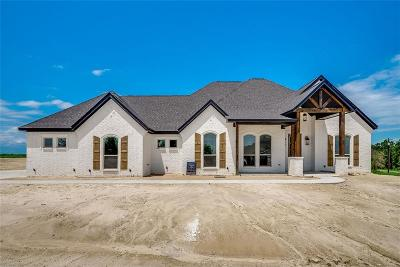 Parker County Single Family Home Active Contingent: 104 Horizon View