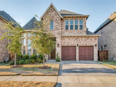 Coppell Single Family Home For Sale: 635 Banbury Road