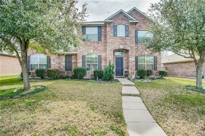 Wylie Single Family Home For Sale: 203 Edison Lane
