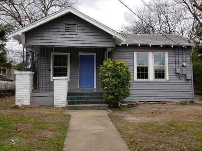 Dallas Single Family Home For Sale: 2718 W Brooklyn Avenue