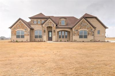 Weatherford Single Family Home For Sale: 3009 Perkins Lane