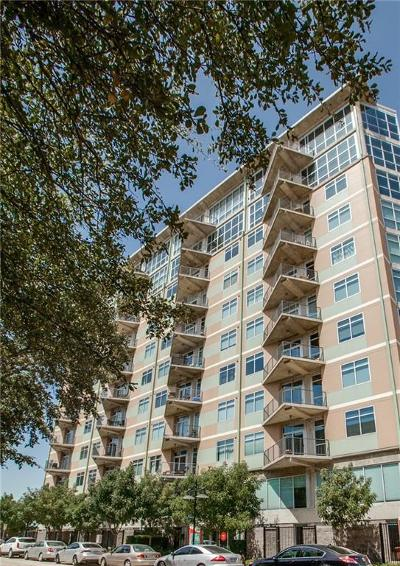 Dallas County Condo For Sale: 1001 Belleview Street #506