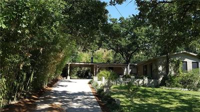Grapevine Residential Lease For Lease: 3504 Red Bird Lane