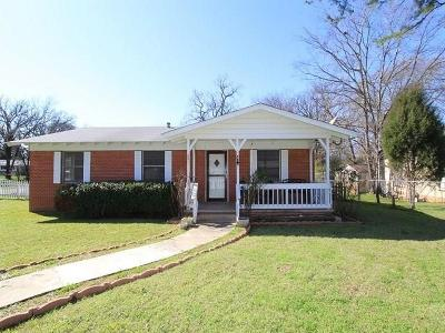 Malakoff Single Family Home For Sale: 601 Martin Street