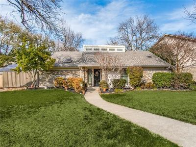 Single Family Home For Sale: 8211 Club Meadows Drive