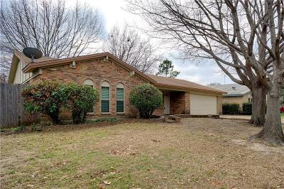 North Richland Hills Single Family Home For Sale: 5672 Jamaica Circle