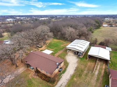 Parker County Single Family Home Active Option Contract: 533 S Birch Street