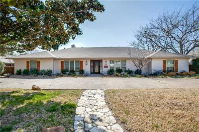 Single Family Home For Sale: 6808 Hunters Ridge Drive