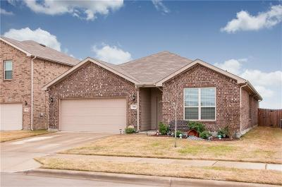 Fort Worth Single Family Home For Sale: 7408 Captain Lane