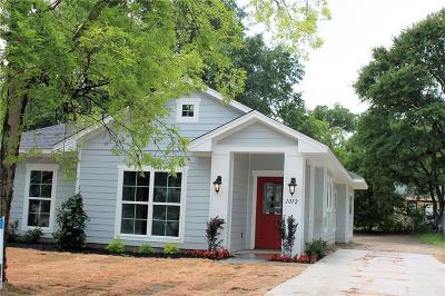 Corsicana Single Family Home For Sale: 1605 W 13th