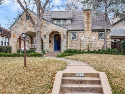 Single Family Home Active Option Contract: 1115 N Winnetka Avenue