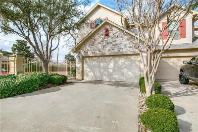 Euless Townhouse For Sale: 601 Rosemead Drive