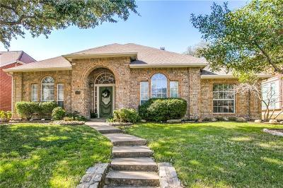 Denton County Single Family Home For Sale: 3611 Canyon Oaks Drive