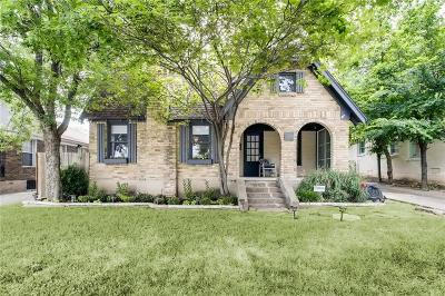 Dallas County Single Family Home For Sale: 502 S Westmoreland Road