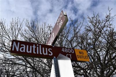 Flower Mound Residential Lots & Land Active Option Contract: 4800 Nautilus Court