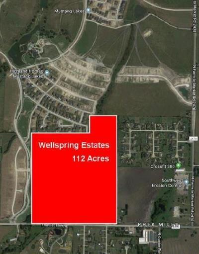 Celina Residential Lots & Land For Sale: Tbd1 Fountain Park Drive