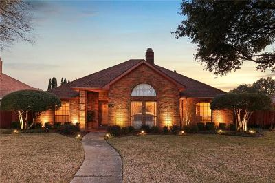 Plano Single Family Home For Sale: 4000 Mesa Drive