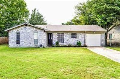 Cedar Hill Single Family Home Active Option Contract: 1224 Saturn Drive