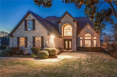 Grapevine Single Family Home Active Contingent: 2202 Lakeridge Drive
