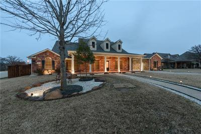 Denton Single Family Home For Sale: 4801 Crossvine