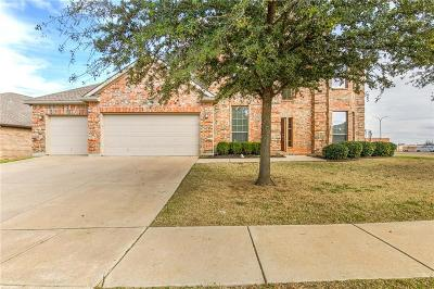 Fort Worth Single Family Home Active Option Contract: 12408 Grey Twig Drive