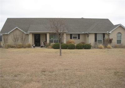 Parker County Single Family Home For Sale: 105 Raven Bend