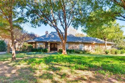 Grapevine Single Family Home For Sale: 3412 Rolling Hills Lane