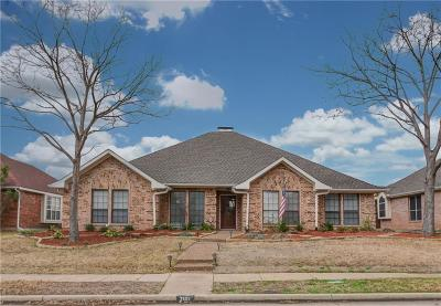 Plano Single Family Home For Sale: 7609 Zurich Drive