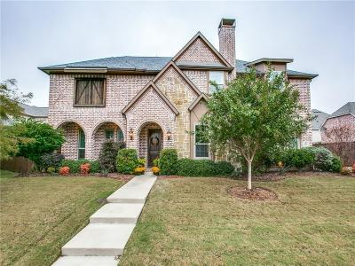 Murphy Single Family Home Active Option Contract: 417 Brighton Drive