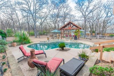 Fort Worth Single Family Home For Sale: 5401 W Caylor Road