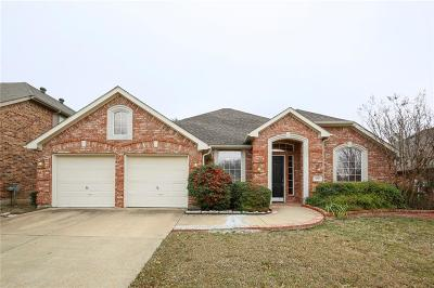 Sachse Single Family Home For Sale: 5915 Fieldcrest Lane