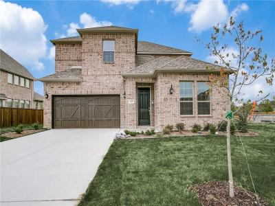 Mansfield TX Single Family Home For Sale: $349,000