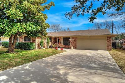 Denison Single Family Home Active Option Contract: 522 Bryan Drive