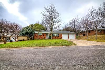 North Richland Hills Residential Lease For Lease: 7208 Marilyn Lane