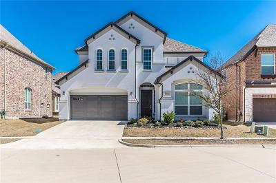 McKinney Single Family Home For Sale: 6101 Mickelson Way