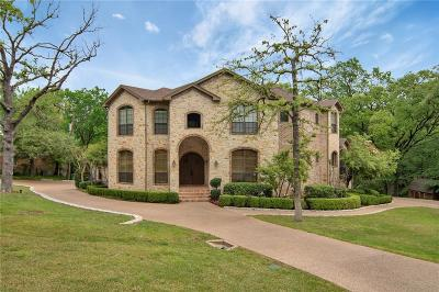 Southlake Single Family Home For Sale: 3225 Crescent Drive