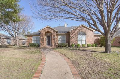 Mesquite Single Family Home For Sale: 808 Forestbrook Drive