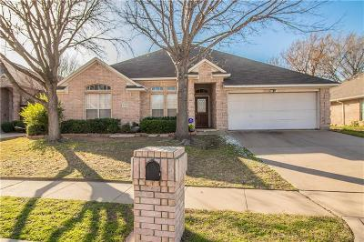 North Richland Hills Single Family Home For Sale: 6929 Herman Jared Drive