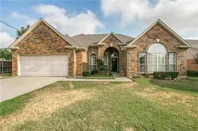 Grapevine Residential Lease For Lease: 1860 Glen Wood Drive