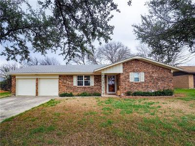 Brownwood Single Family Home For Sale: 4408 River Oaks Drive