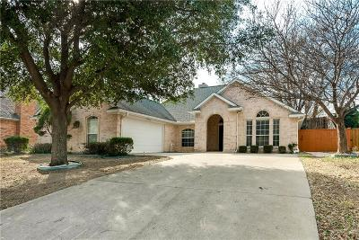 North Richland Hills Single Family Home For Sale: 5509 Greenview Court