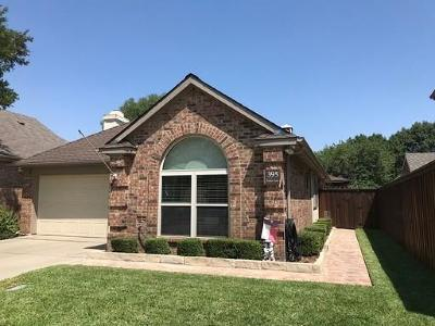 Euless Single Family Home Active Option Contract: 395 Arbor Lane